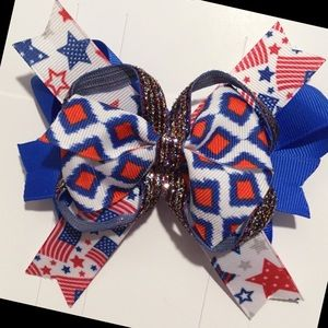 Other - Patriotic Princess Bow